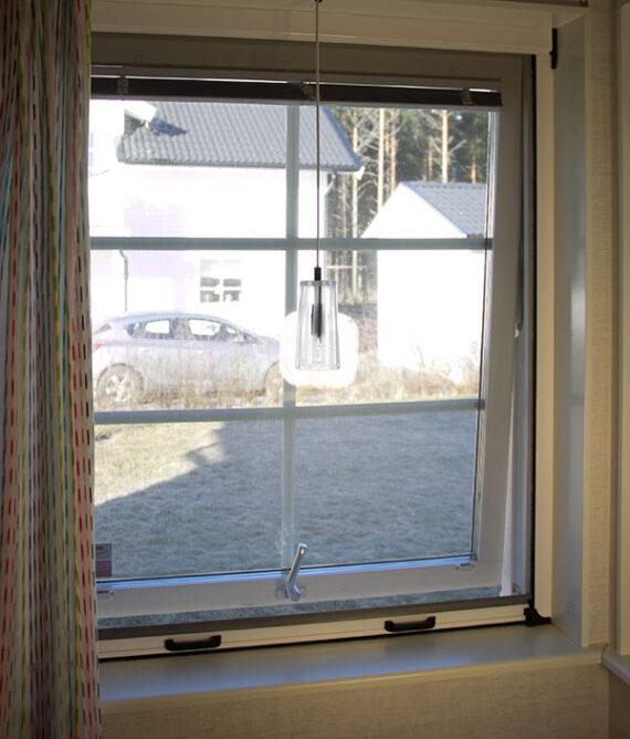 myggnät för fönster