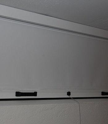 Mörkläggningsduk för fönster